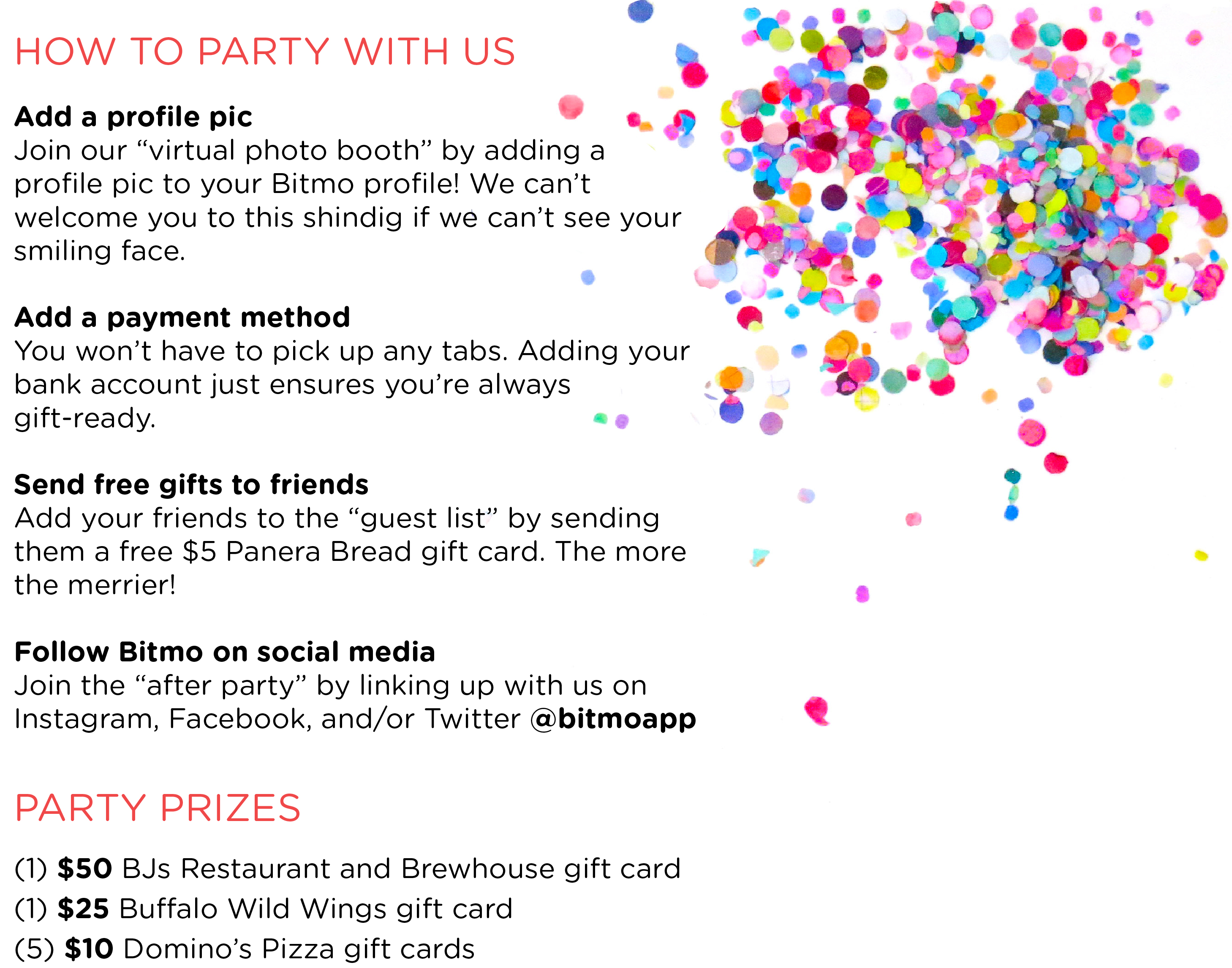Party with Bitmo for Know-Your-Customers Day! - Bitmo
